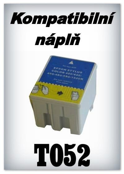 Náplnì do tiskárny Epson T052 (kompatibilní)