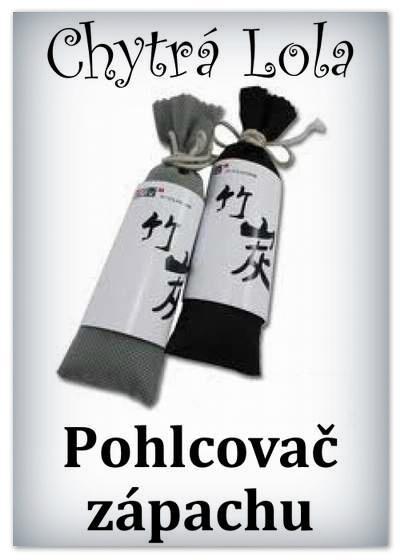 Chytrá Lola - Pohlcovaè zápachu (2ks)