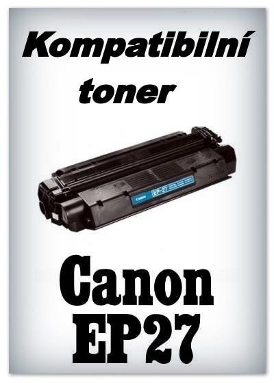 Kompatibilní toner Canon EP27