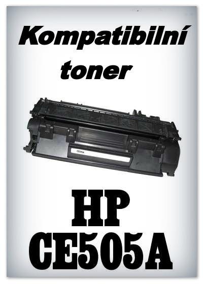Kompatibilní toner HP CE505A / 5A