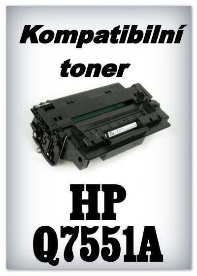 Kompatibilní toner HP Q7551A / 51A