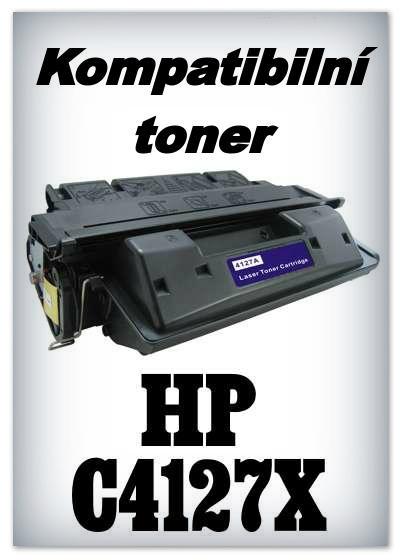 Kompatibilní toner HP C4127X / 27X
