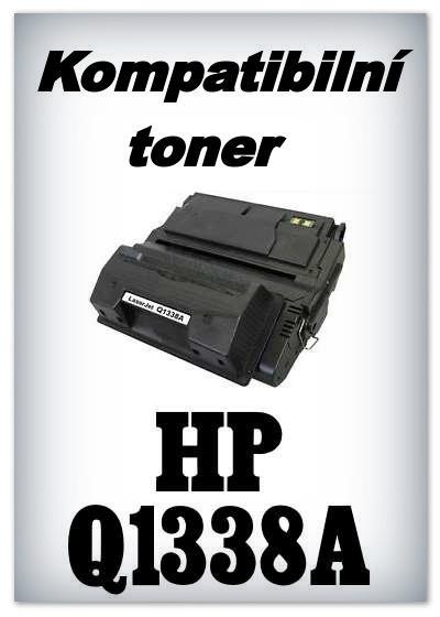 Kompatibilní toner HP Q1338A / 38A