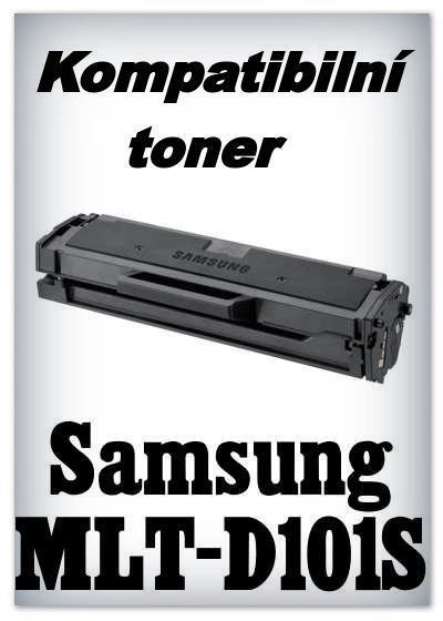 Kompatibilní toner Samsung MLT-D101S
