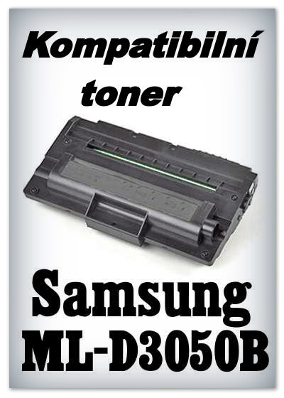 Kompatibilní toner Samsung ML-D3050B