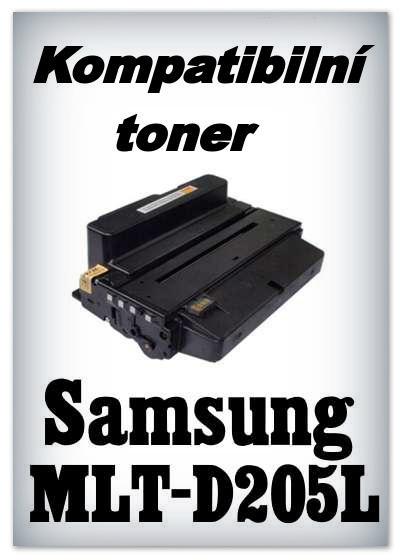 Kompatibilní toner Samsung MLT-D205L