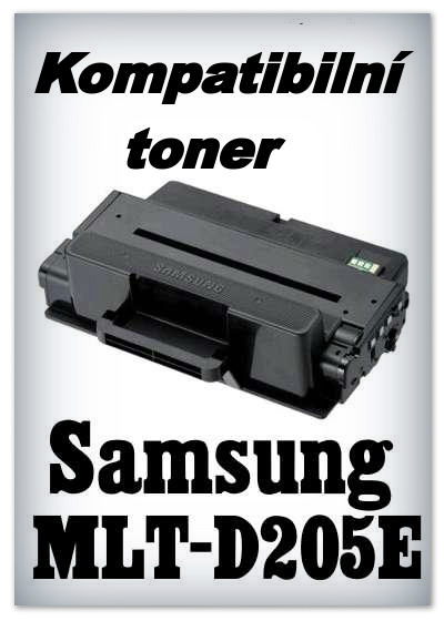 Kompatibilní toner Samsung MLT-D205E