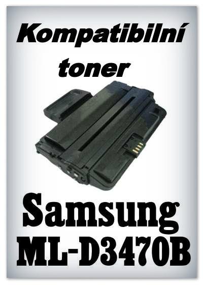 Kompatibilní toner Samsung ML-D3470B