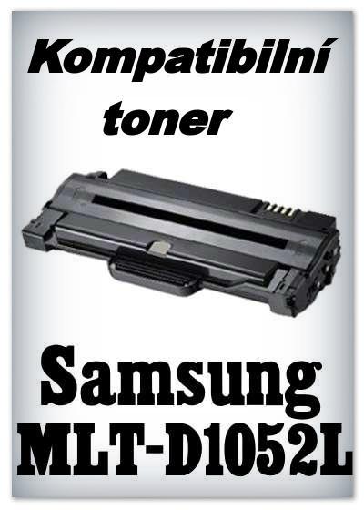 Kompatibilní toner Samsung  MLT-D1052L