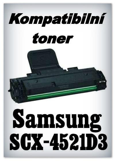 Kompatibilní toner Samsung SCX-4521D3