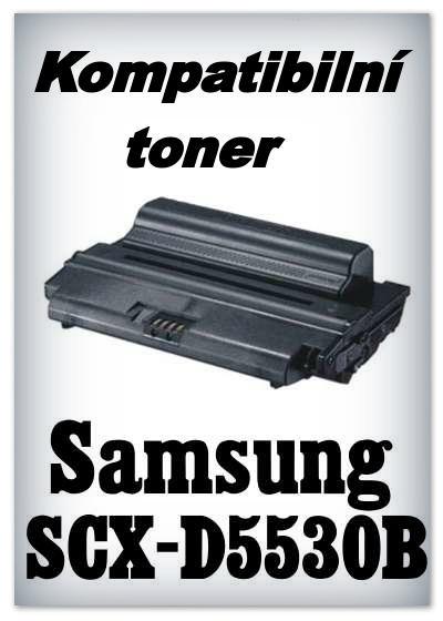 Kompatibilní toner Samsung SCX-D5530B