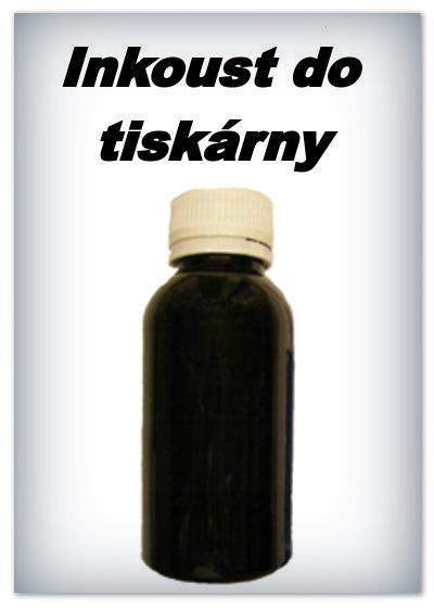 Inkousty do tiskáren Lexmark - 1 litr