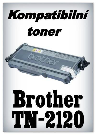 Kompatibilní toner Brother TN-2120