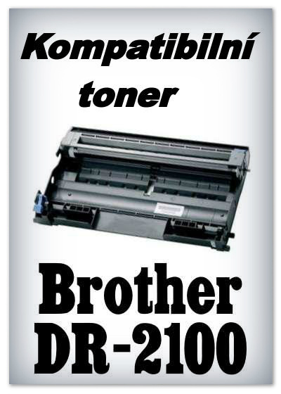 Kompatibilní toner Brother DR-2100