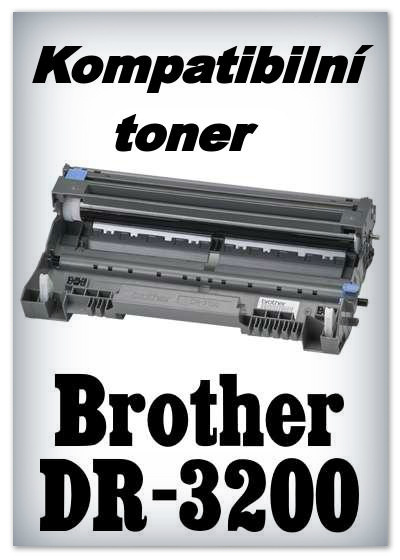 Kompatibilní toner Brother DR-3200