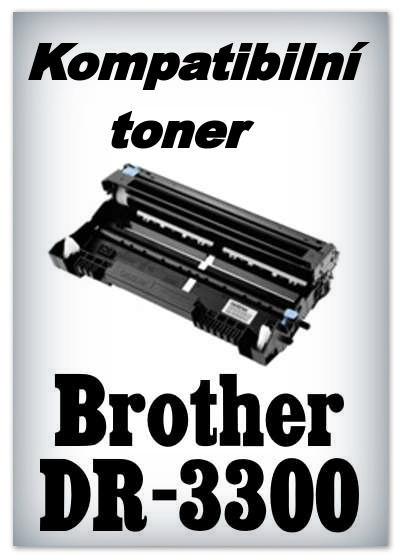 Kompatibilní toner Brother DR-3300