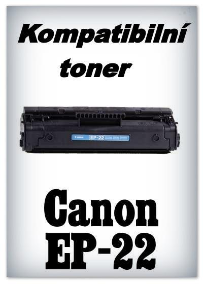 Kompatibilní toner Canon EP-22