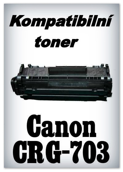 Kompatibilní toner Canon CRG-703