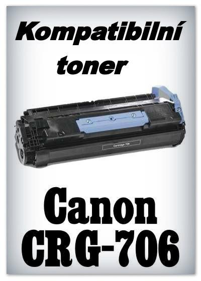 Kompatibilní toner Canon CRG-706