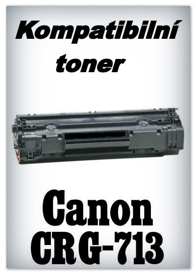 Kompatibilní toner Canon CRG-713