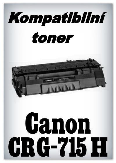 Kompatibilní toner Canon CRG-715 H