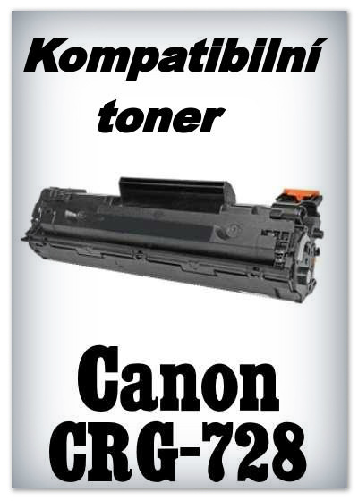 Kompatibilní toner Canon CRG-728