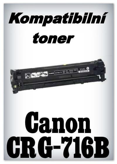 Kompatibilní toner Canon CRG-716B