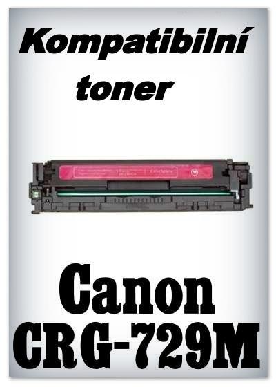 Kompatibilní toner Canon CRG-729M