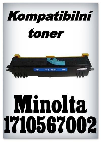 Kompatibilní toner Minolta 1710567002