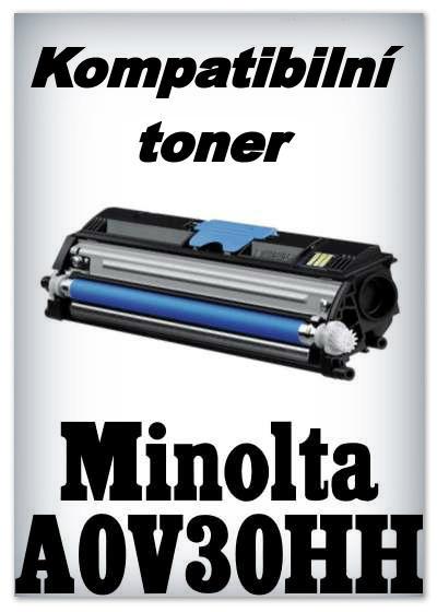 Kompatibilní toner Minolta A0V30HH