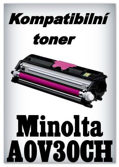 Kompatibilní toner Minolta A0V30CH