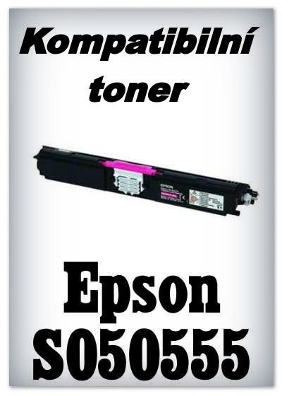Kompatibilní toner Epson S050555
