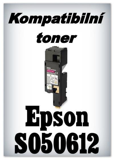 Kompatibilní toner Epson S050612