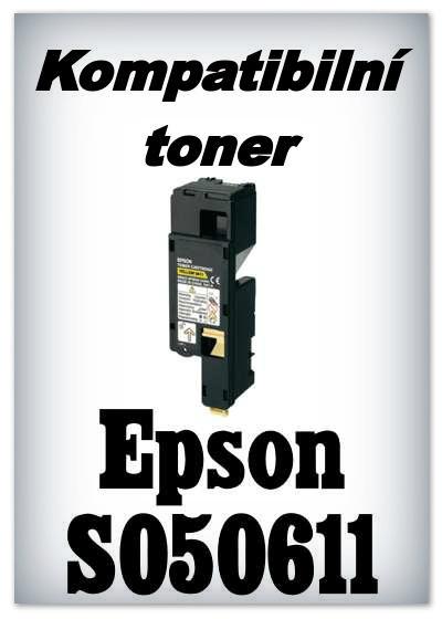 Kompatibilní toner Epson S050611