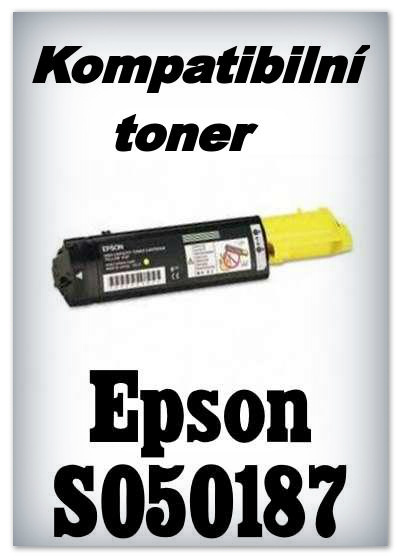 Kompatibilní toner Epson S050187