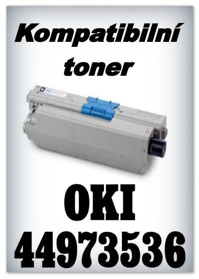 Kompatibilní toner OKI 44973536