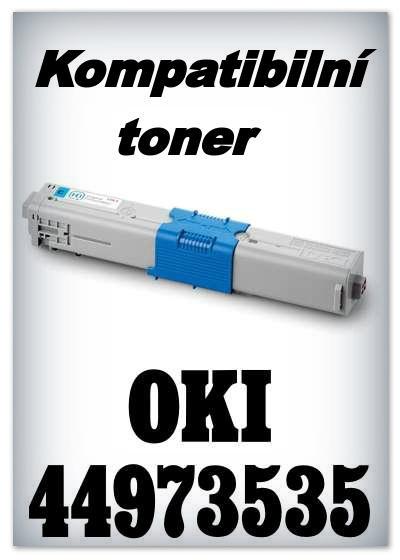 Kompatibilní toner OKI 44973535