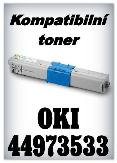 Kompatibilní toner OKI 44973533