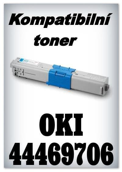 Kompatibilní toner OKI 44469706