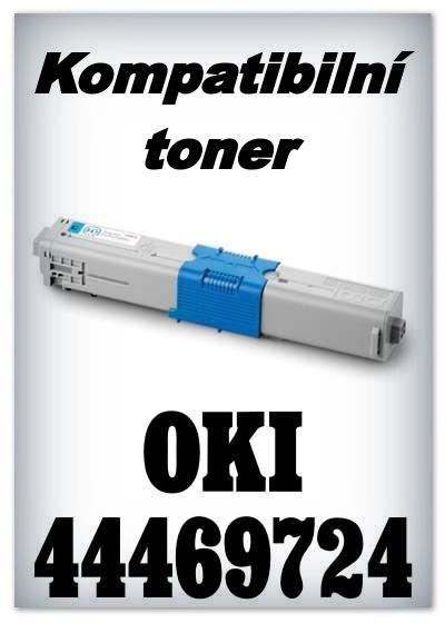 Kompatibilní toner OKI 44469724