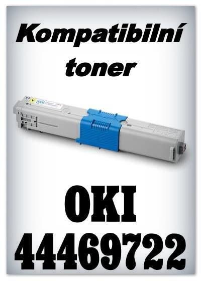 Kompatibilní toner OKI 44469722