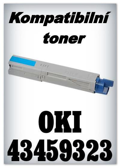 Kompatibilní toner OKI 43459323