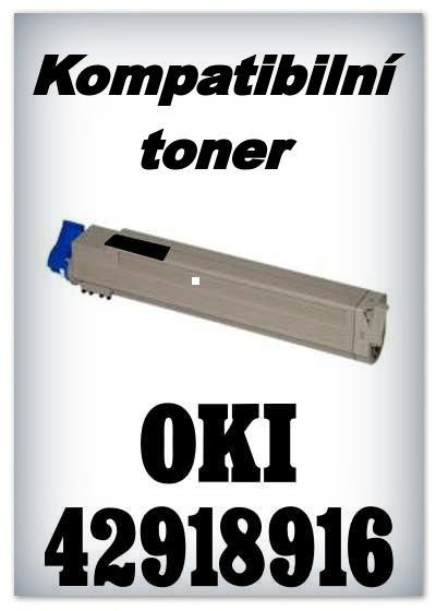 Kompatibilní toner OKI 42918916