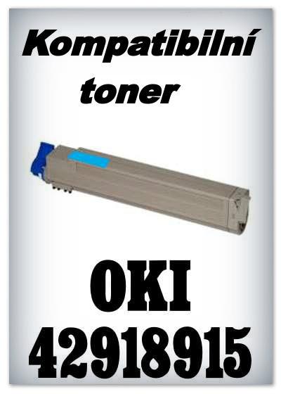 Kompatibilní toner OKI 42918915