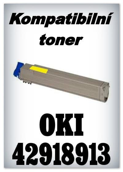 Kompatibilní toner OKI 42918913