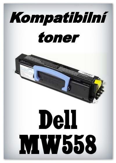 Kompatibilní toner Dell MW558
