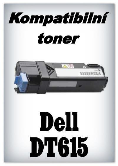 Kompatibilní toner Dell DT615