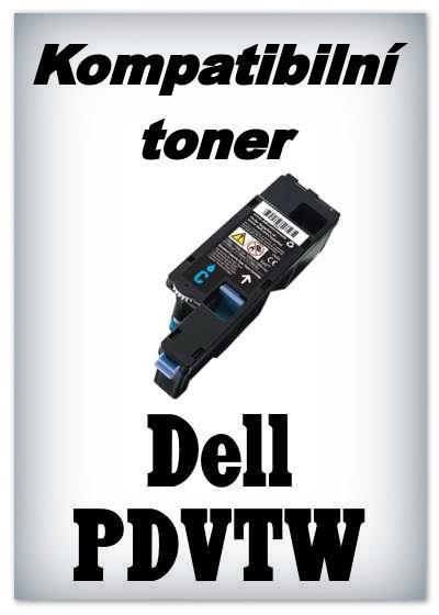 Kompatibilní toner Dell PDVTW