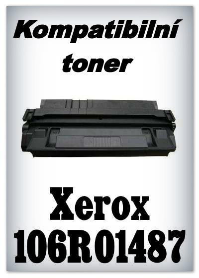 Kompatibilní toner Xerox 106R01487