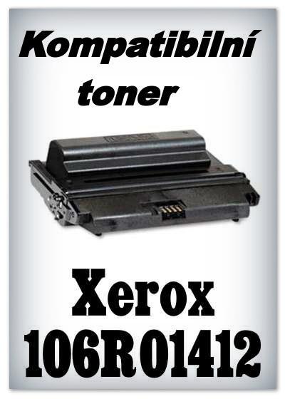 Kompatibilní toner Xerox 106R01412